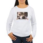 Irish Eyes Women's Long Sleeve T-Shirt