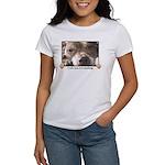 Irish Eyes Women's T-Shirt