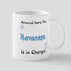 Havanese Charge Mug