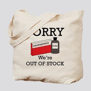 Out-Of-Stock Tote Bag