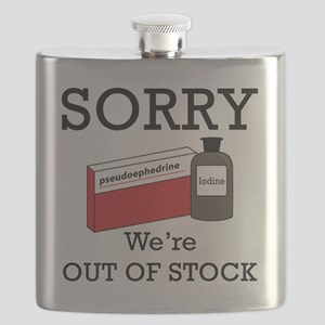 Out-Of-Stock Flask