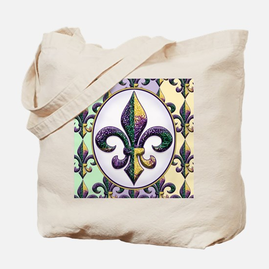 FleurMGbeadsOfPc460ip Tote Bag