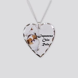 NO-HeartStormy Necklace Heart Charm