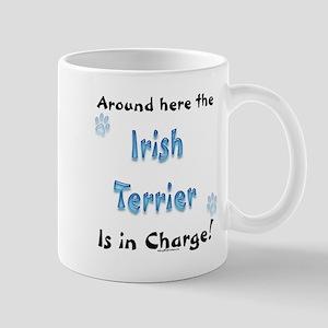 Irish Terrier Charge Mug