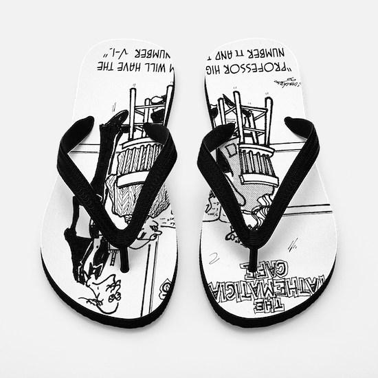 1749_math_cartoon Flip Flops