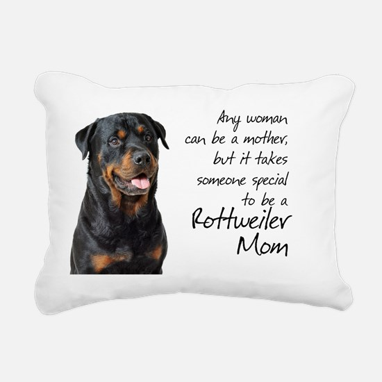 RottMomPurse Rectangular Canvas Pillow