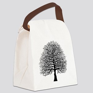 Oak tree Canvas Lunch Bag