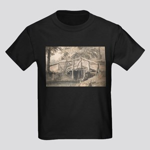 Stream and Wooden Bridge - Paul Sandby - c1780 Kid