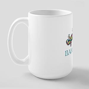 Bahamas Gekco Large Mug