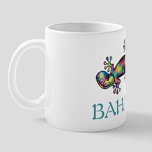 Bahamas Gekco Mug