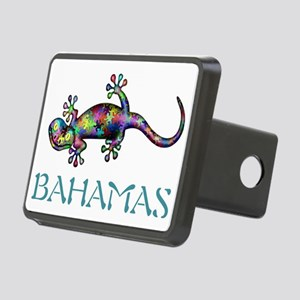 Bahamas Gekco Rectangular Hitch Cover
