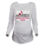 WHS Long Sleeve Maternity T-Shirt