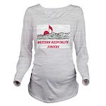WHS Long Sleeve Maternity T-Shirt