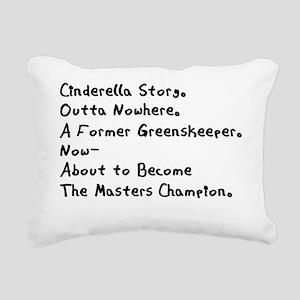 Caddyshack Carl Spackler Rectangular Canvas Pillow