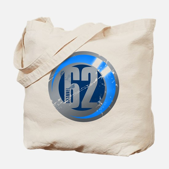 channel62 Tote Bag