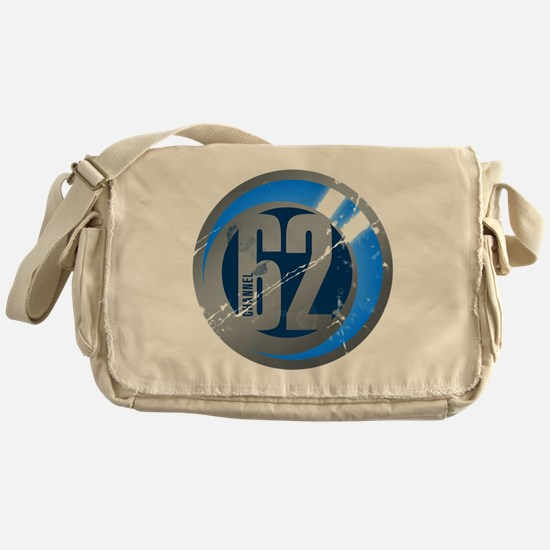 channel62 Messenger Bag