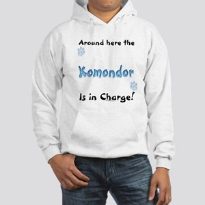 Komondor Charge Hooded Sweatshirt