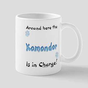 Komondor Charge Mug