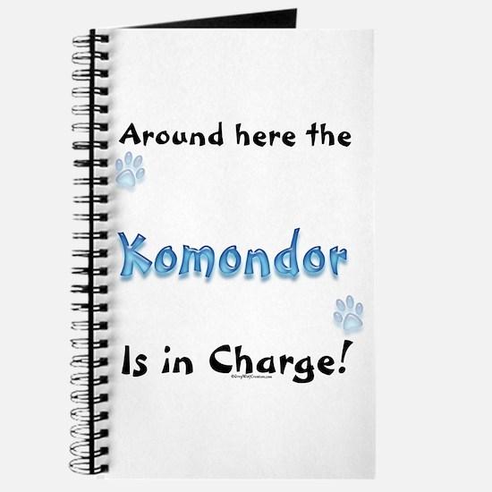 Komondor Charge Journal