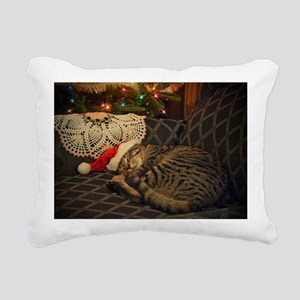 Daisyxmasardsignvin Rectangular Canvas Pillow