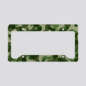 camobag License Plate Holder