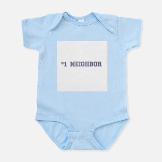 #1 Neighbor Body Suit