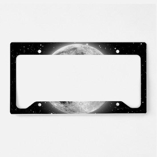 moon bag License Plate Holder
