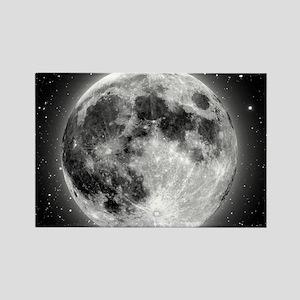 moon bag Rectangle Magnet