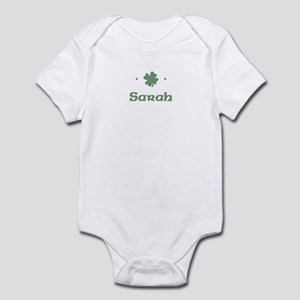 """Shamrock - Sarah"" Infant Bodysuit"