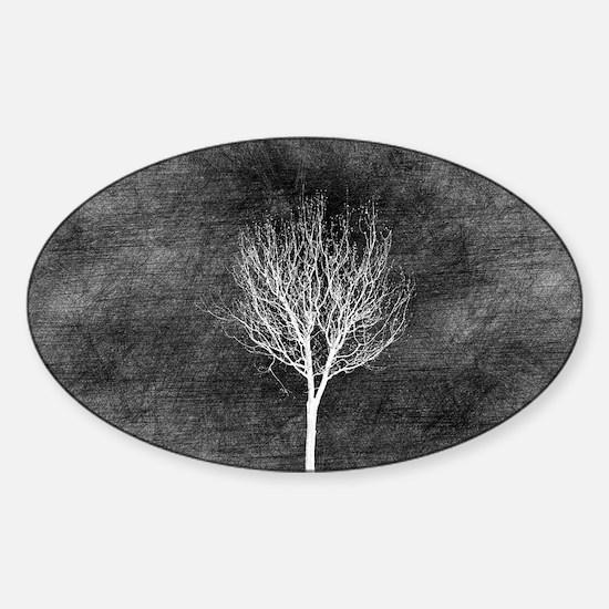 treeba2g Sticker (Oval)