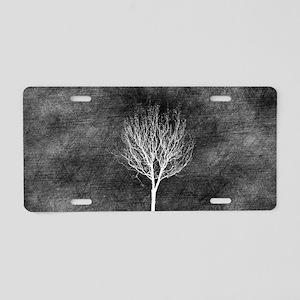 treeba2g Aluminum License Plate