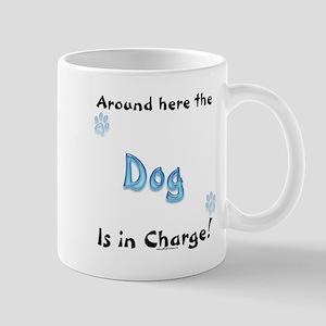 Dog Charge Mug