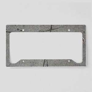 KQ12.125x6.125 License Plate Holder