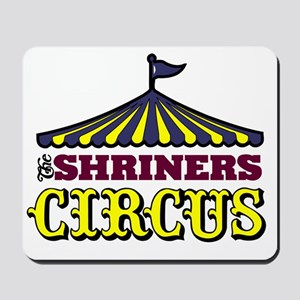 Shriners Circus Mousepad