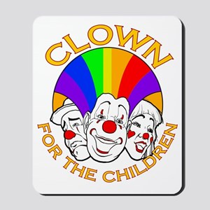 Shriners Clown Mousepad