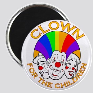 Shriners Clown Magnet