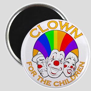 Shriners Clown Magnet