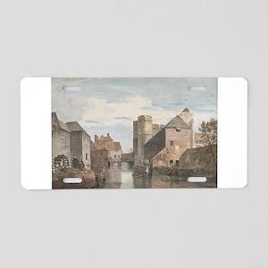 The Westgate, Canterbury - Paul Sandby - c1783 Alu