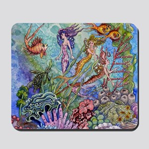 mermaids Mousepad