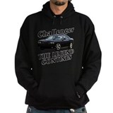 Dodge challenger Dark Hoodies
