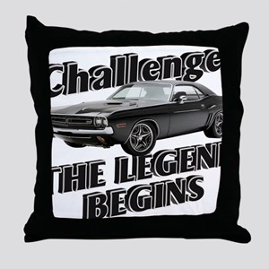 AD30 CP-24 Throw Pillow