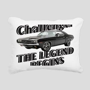 AD30 CP-24 Rectangular Canvas Pillow