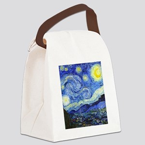 FF VG Starry Canvas Lunch Bag