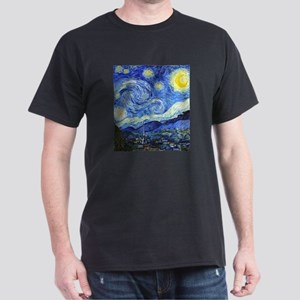 FF VG Starry Dark T-Shirt