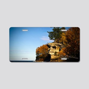 Chapel Rock Fall 2007 Aluminum License Plate