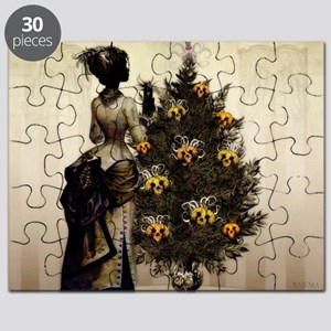 The Christmas Nightmare by Bethalynne Bajem Puzzle