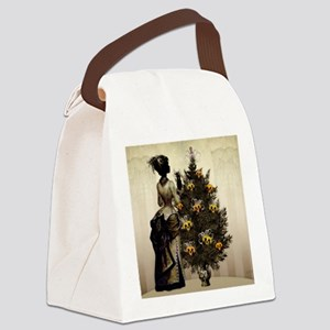 The Christmas Nightmare by Bethal Canvas Lunch Bag