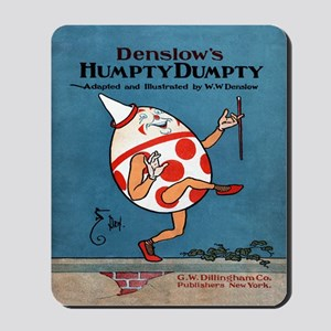 Denslows-Humpty-Dumpty-Book-iPad-2 Mousepad