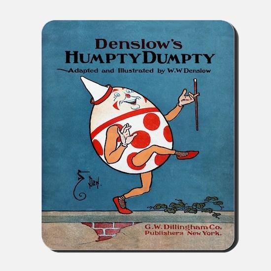 Denslows-Humpty-Dumpty-Book-iPad-2 Mousepad
