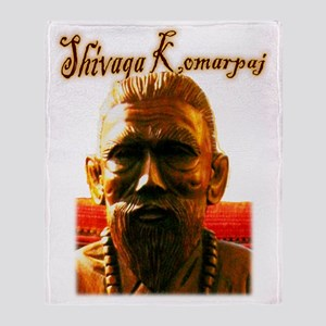 shivagodes1 Throw Blanket
